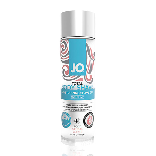 Гель для бритья «Jo total body shave citrus burst»