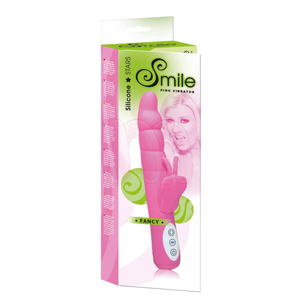 Вибратор «Smile Fancy»