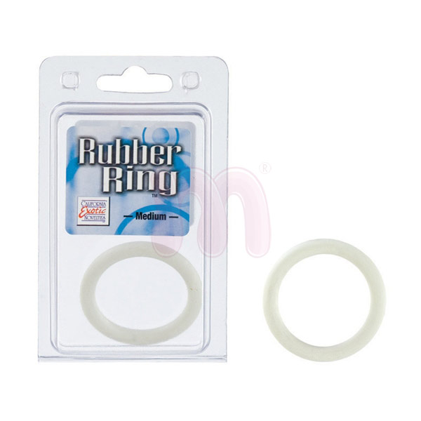 Кольцо на пенис «Rubber ring medium»