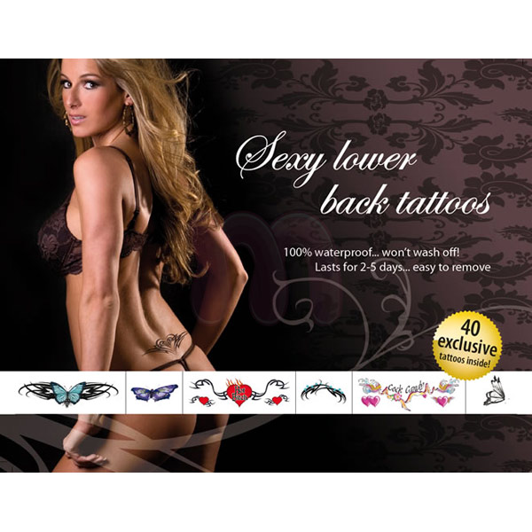 ����� ���� �Sexy Lower Back� 40 ��