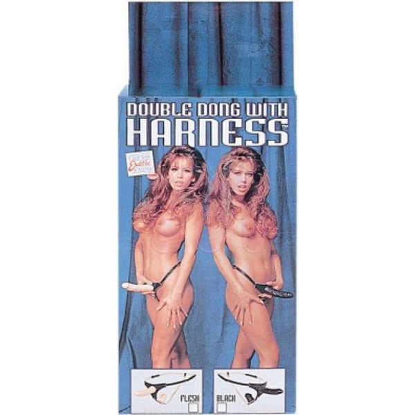 ������� �Double dong with harness�