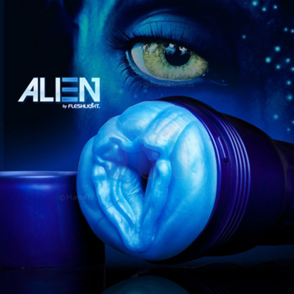 Мастурбатор «Fleshlight Alien»