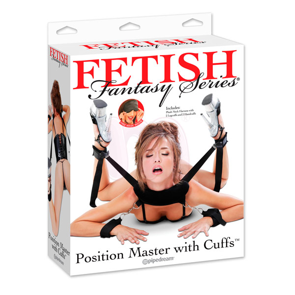 Фиксаторы Position Master With Cuffs