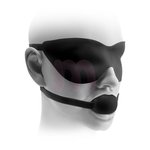 Кляп Ball Gag & Mask