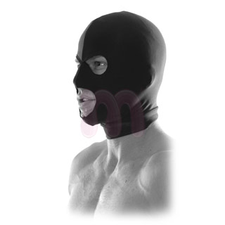����� �� ���� �Fetish Fantasy Series Limited Edition Spandex Hood�