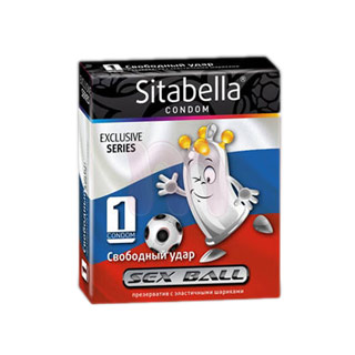 Презерватив «Sitabella Sex ball»