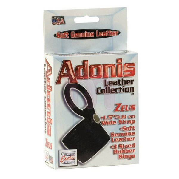 Сбруя «Adonis Zeus Leather cocking»