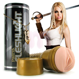 Мастурбатор «Fleshlight Pirates Edition  Riley Steele Nipple Alley»