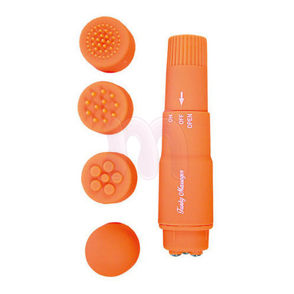 Виброракета «Funky massager orange»