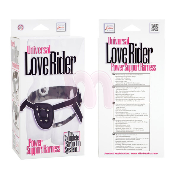 Трусики Universal Love Rider Power Support Harness