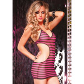 ������ �Mini Dress And G-String�