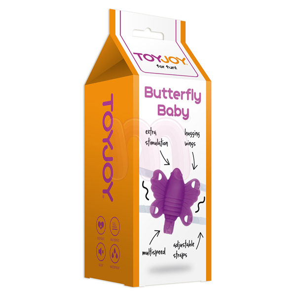 ������������ ���������� �Butterfly baby purple�