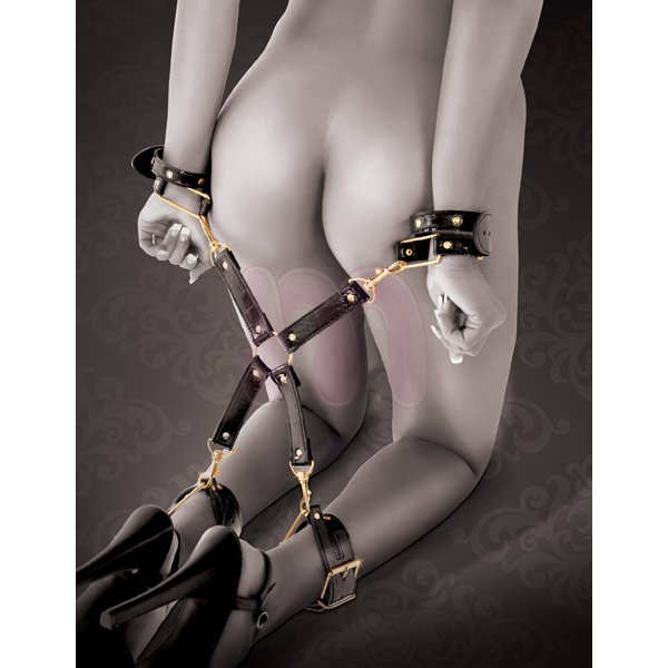 Набор «Ff gold fantasy hogtie kit»