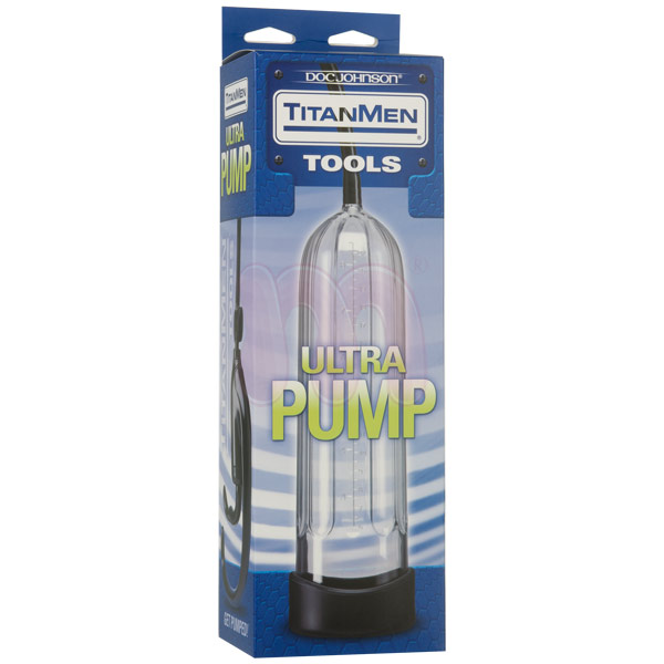 ��������� ����� �Titanmen tools - ultra pump - clear�