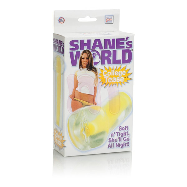 Мастурбатор «Shanes world Strokers-college tease»