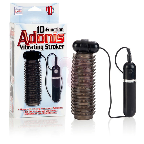 ����������� � ��������� �10-Function Adonis Vibrating strokers�