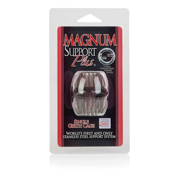 Насадка на член «Magnum support plus Single girth cages»