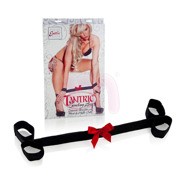 Наручники «Tantric binding love intimate spreader with wrist & ankle cuffs»