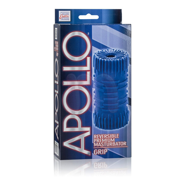 Мастурбатор «Apollo reversible premium masturbator grip»