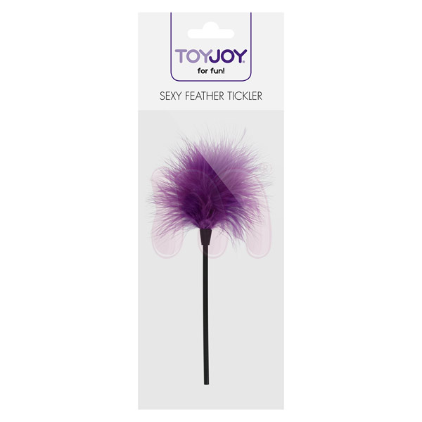 �������� ��� ��� �Sexy feather tickler purple�