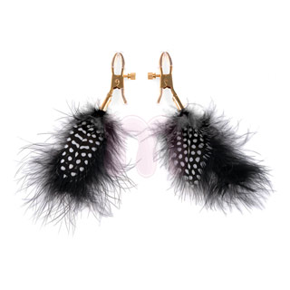 ���������� �Ff gold deluxe feather clamps�