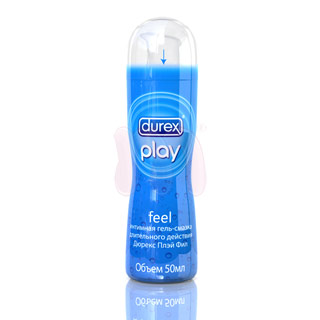 Гель-смазка «Durex Play feel»