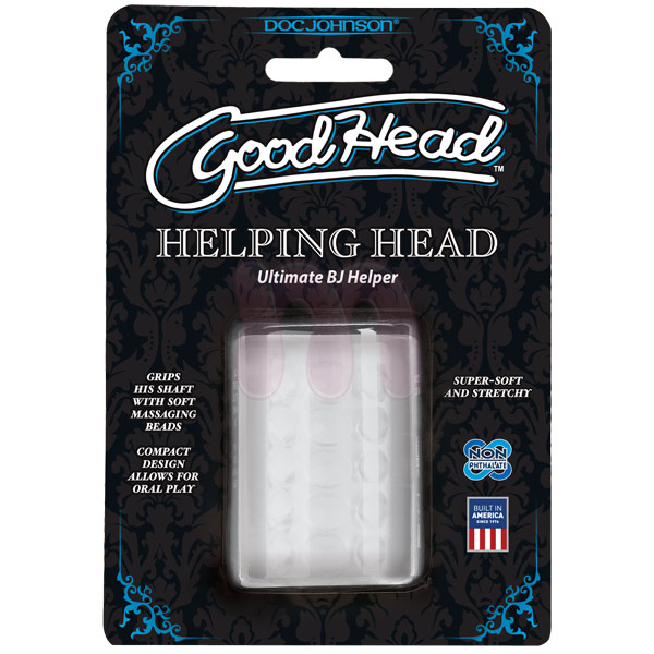 Мастурбатор «Helping head»