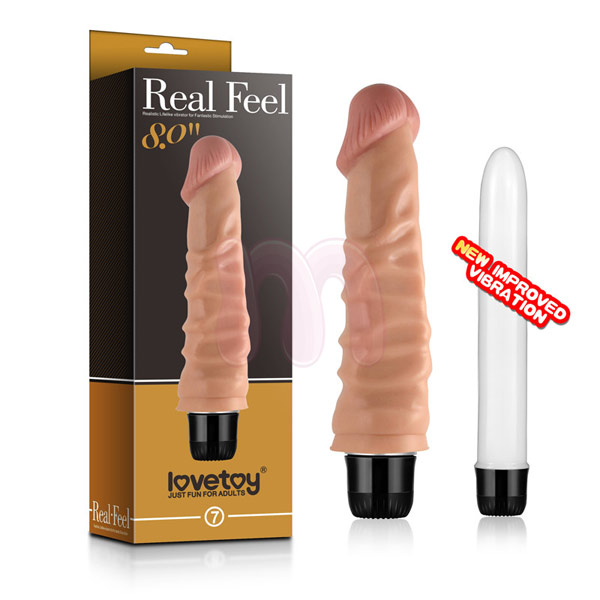Реалистик «Lovetoy Real feel 8»