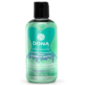 Пена для ванн «Dona bubble bath naughty aroma Sinful spring»