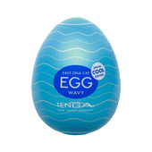 Мастурбатор «Tenga egg Cool»