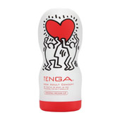 Мастурбатор «Tenga&keith haring Deep throat»